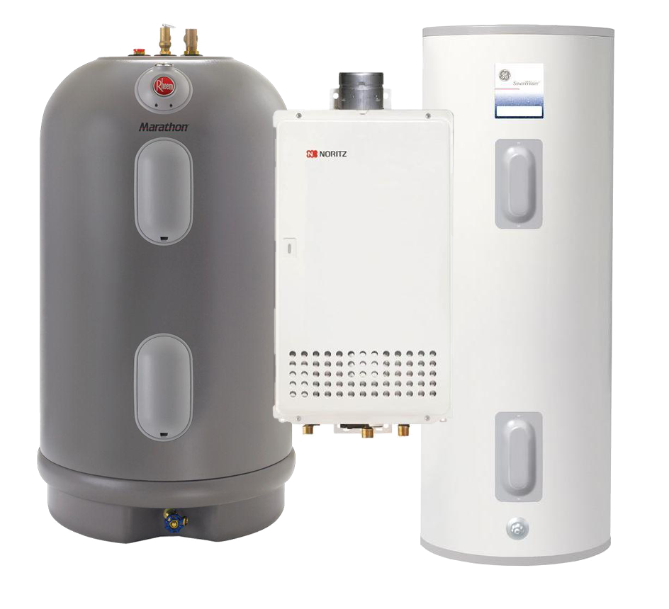 tankless water heater vs regular